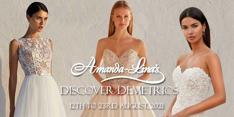 Discover Demetrios Trunk Show