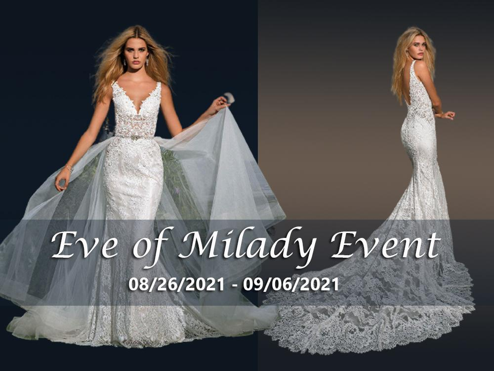 Eve of Milady Trunk Show